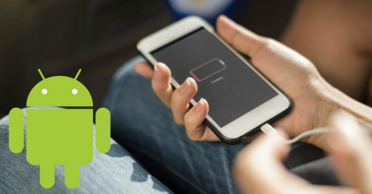 Зарядкв аndroid-смартфона