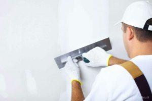 Как подготовить стены под покраску своими руками: инструкция для новичков | (Фото & Видео)