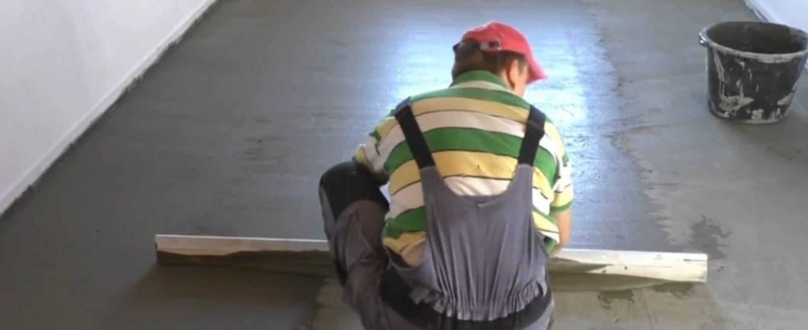 Правило и плиточный клей