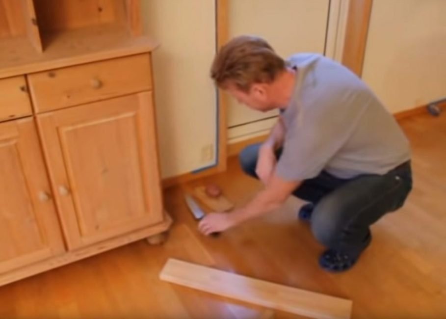 Кухонный нож для нарезки картофеля