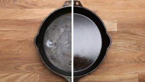 Как очистить чугунную сковороду: простая пошаговая инструкция