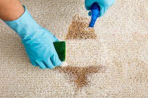 Простой способ как почистить ковер в домашних условиях