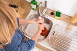 как прочистить засор в раковине