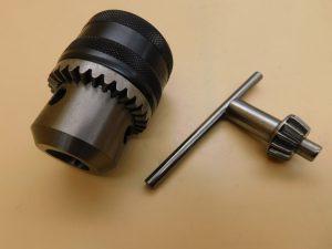 Как сделать удобный ключ для патрона дрели: простой лайфхак