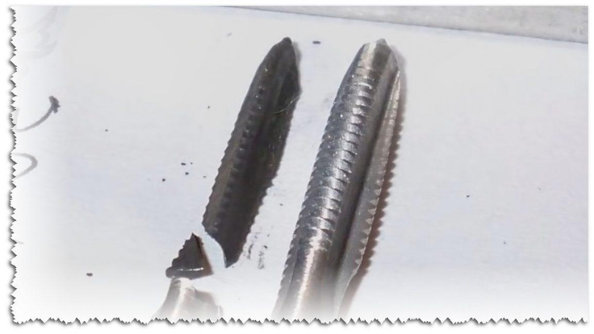 Инструментальная сталь устойчива к механике, но не к химии