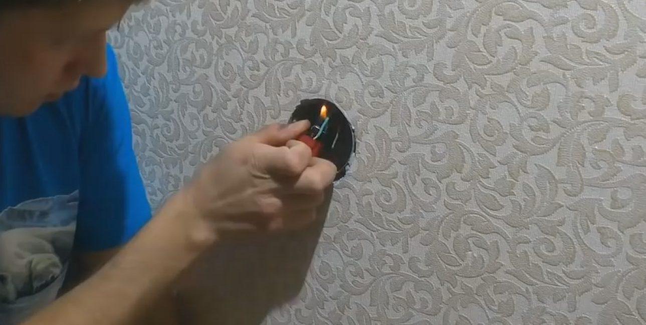 Термоусадка для провода
