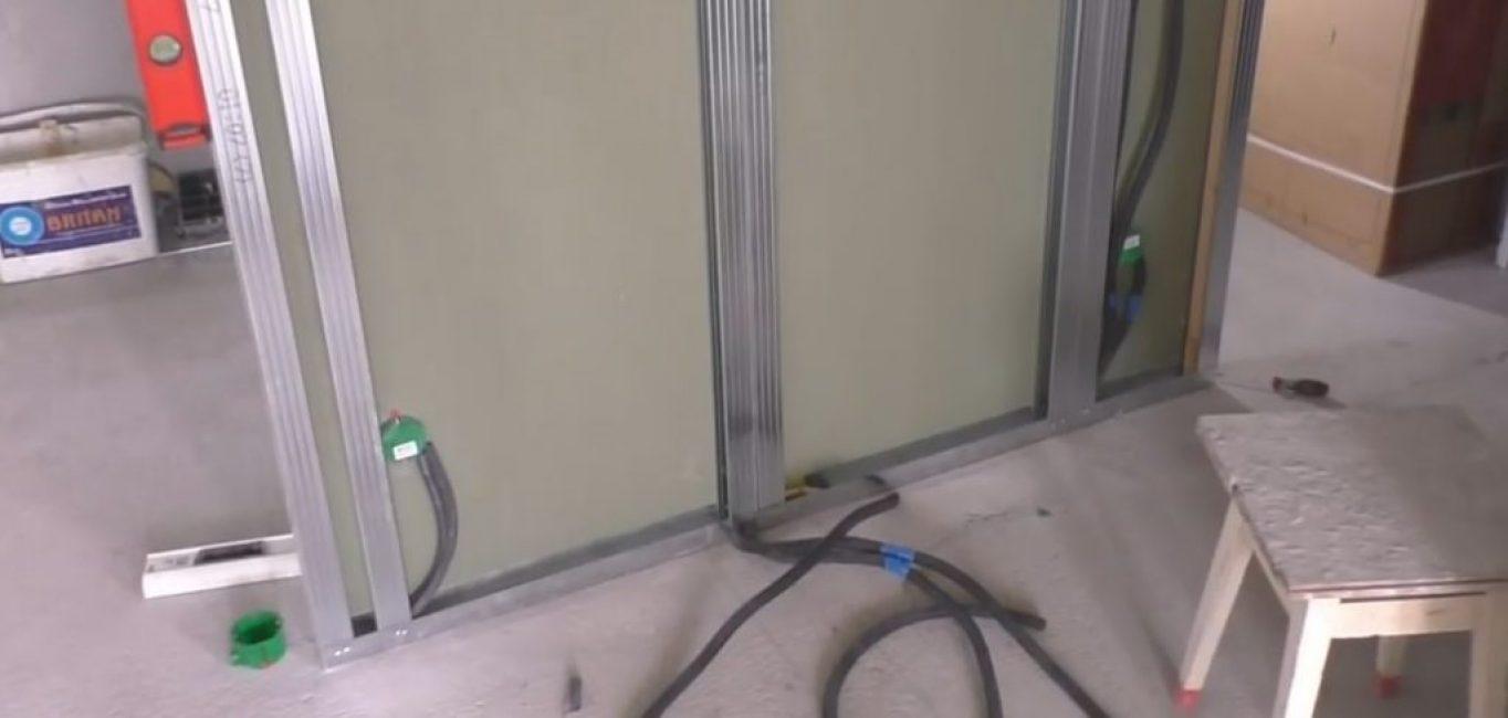 Укладываем провода