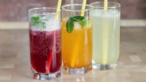 Как приготовить домашние газированные напитки: вкусно и полезно | (Фото & Видео)
