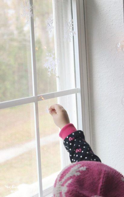 Декорации собственными руками выглядят более домашними, чем покупные