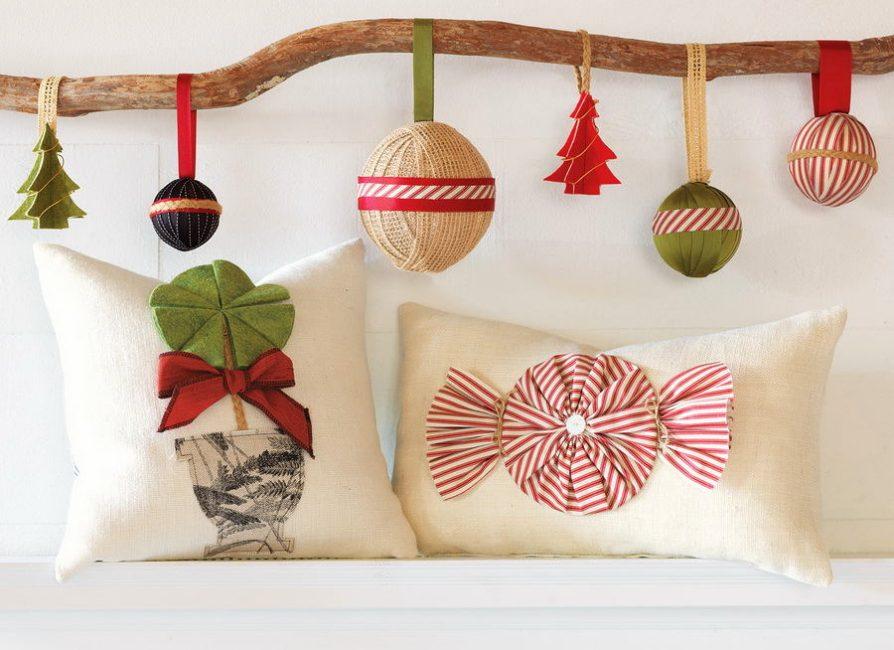 Домашний текстиль — вот, где есть развернуться воображению и творческой фантазии.