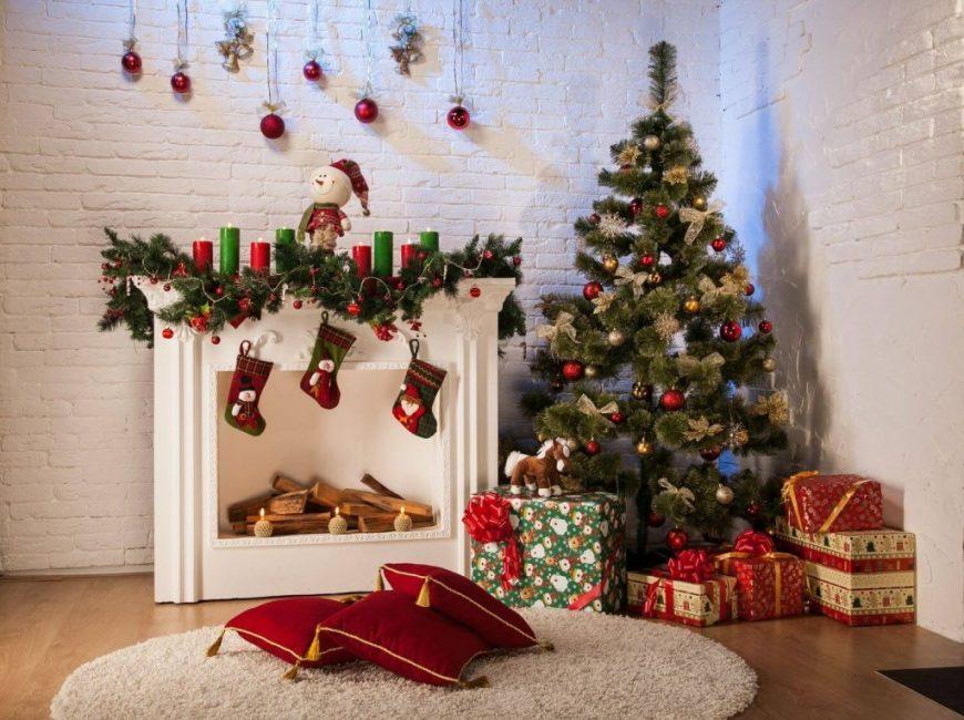 Красивое оформление квартиры – это одно из главных условий успешной встречи Нового года
