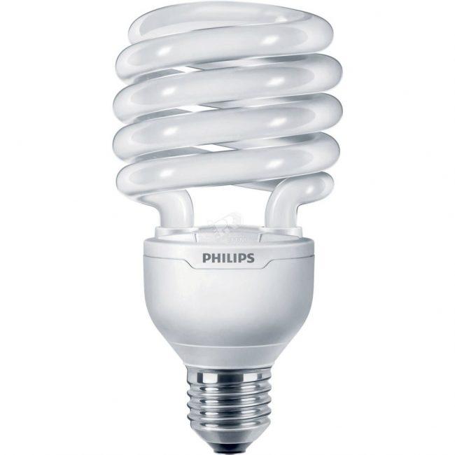 Энергосберегающая лампочка от известного производителя