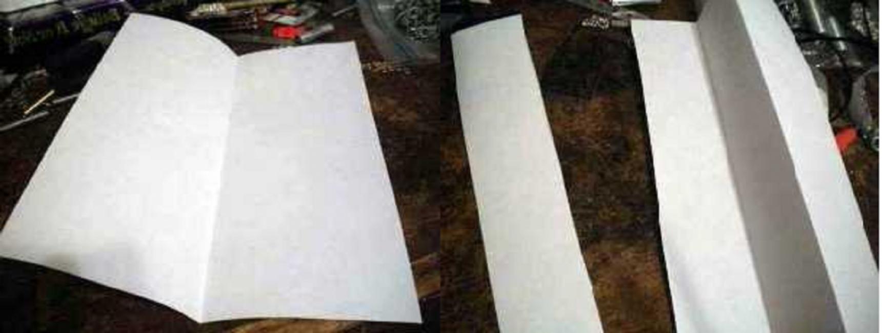 Лист офисной бумаги
