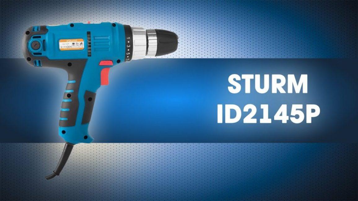 STURM ID2145P