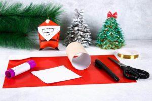 Новогодние игрушки из бумаги своими руками: схемы, шаблоны и пошаговые инструкции | (100+ Фото Идей & Видео)