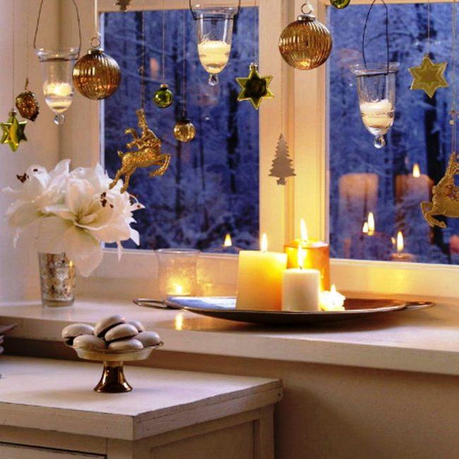 знаменитость новогоднее украшение квартиры картинки очень