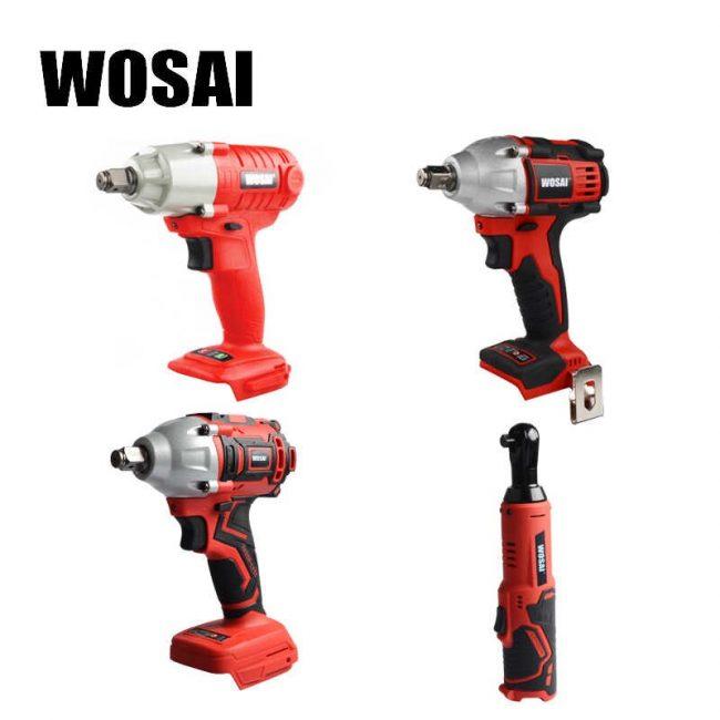 WOSAI электрические беспроводные отвертки