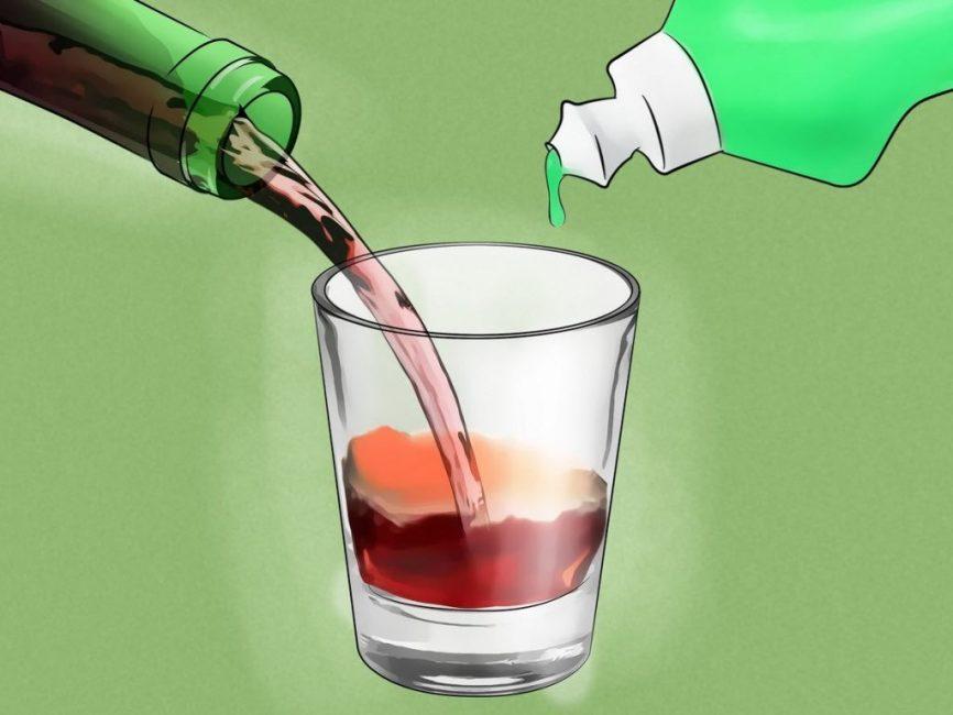Жидкая ловушка от мошек