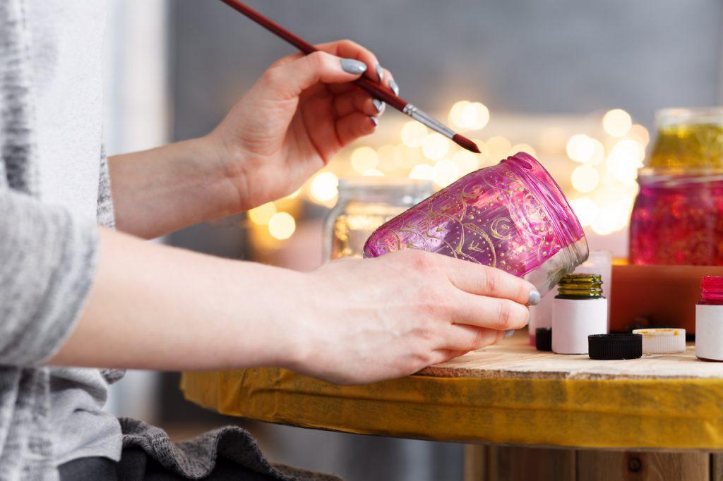 Интересное рукоделие для дома: мастер-класс для оформления домашнего интерьера своими руками | (100+ Фото & Видео)