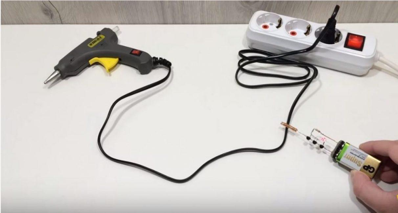 Тестируем на электроприборе