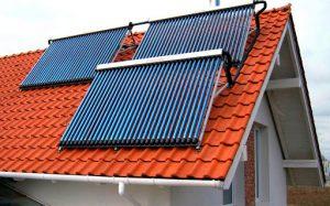 Как сделать солнечный ☀️ коллектор для отопления дома своими руками: подробная инструкция