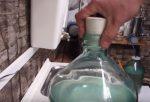 Как сделать пробку на 20 литровый бутыль