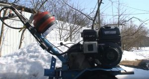 Как перевести бензиновый мотоблок на газ 🔥 | Постой способ сэкономить средства