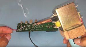 Как сделать паяльник своими руками 🔌 | Вторая жизнь старого трансформатора – новый инструмент за копейки