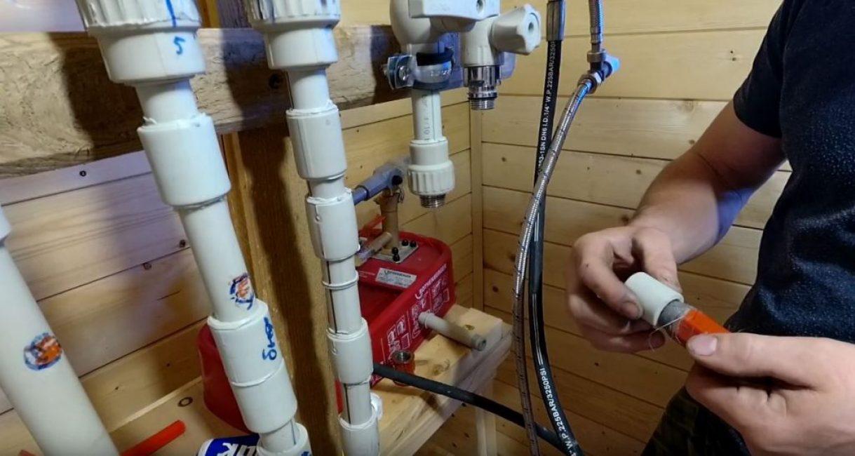 Как нарезать резьбу на полипропиленовой трубе, которая выдержит давление более 40 атмосфер? | ТОП-3 Способа