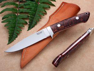 Как сделать заклепку из гвоздя? | Самый дешевый способ вернуть к жизни сломанный нож 🔪