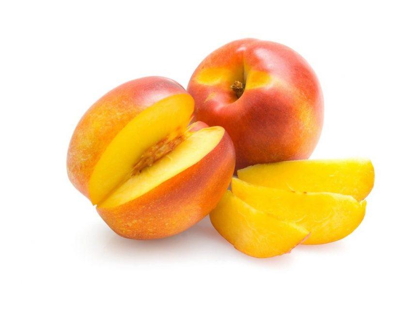 Нектарин (голый персик)
