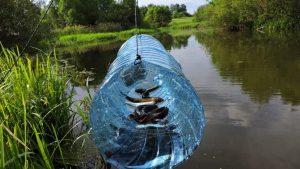 Как поймать рыбу на пластиковую бутылку? | Ловись рыбка 🐟 большая и маленькая