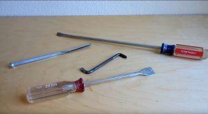 Как закалить металл в домашних условиях? |  Всего за 10 минут превращаем обычный инструмент 🔧 в суперпрочный!