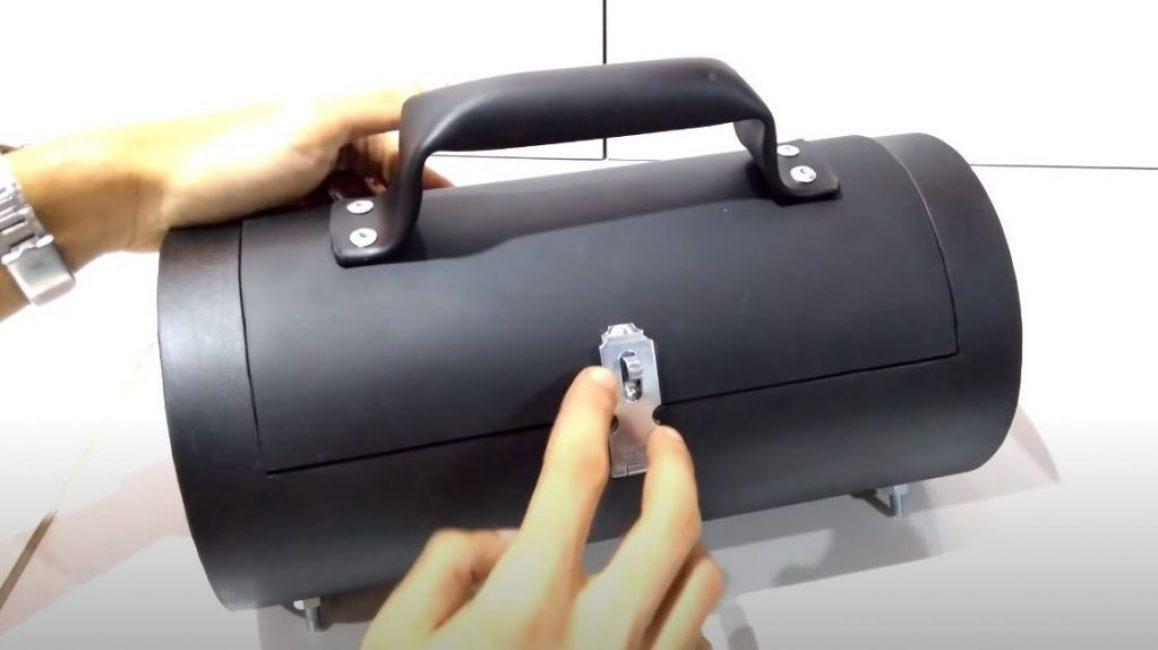 Ящик для инструментов готов
