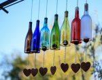 как разрезать стеклянную бутылку