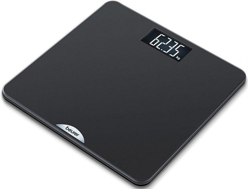 Напольные весы от немецкого производителя Beurer PS 240 Soft Grip