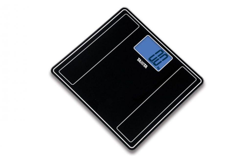 Напольные весы Tanita HD-382 с лаконичным дизайном