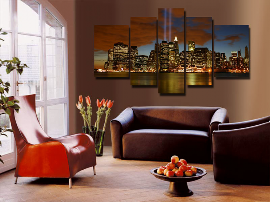 Современный декор для дома: Картины - Лучшие идеи 2020