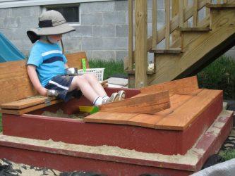 Детские песочницы: описание, виды, размеры, пошаговая инструкция как соорудить своими руками (90+ Фото & Видео) +Отзывы