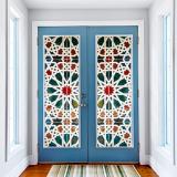 Декор дверей своими руками: 10 лучших способов обновить дверное полотно в домашних условиях   120+ Фото & Видео