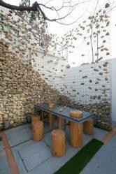 Как сделать габионы из сетки своими руками: превращаем дачный участок в уютный уголок, оформленный с дизайнерским вкусом | 120+ Фото & Видео
