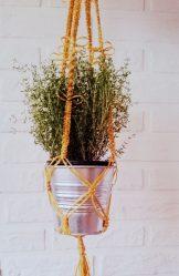 Как сделать кашпо для цветов своими руками: уличные, для дома, подвесные и др. варианты. Пошаговая инструкция (120+ оригинальных фото-идей & видео) +Отзывы