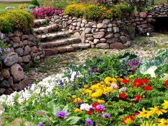 Кусочек Швейцарии в саду: каталог растений для альпийской горки (80+ Фото & Видео) +Отзывы