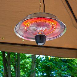 Инфракрасный потолочный обогреватель с терморегулятором — современные технологии в вашем доме (Цены) +Отзывы