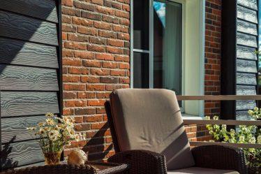 Фиброцементные панели для наружной отделки дома: качественная облицовка с уникальными свойствами (65+ Фото & Видео) +Отзывы