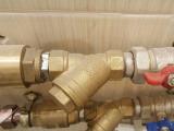 Как открутить гайку сетчатого фильтра в системе водопровода: пошаговая инструкция