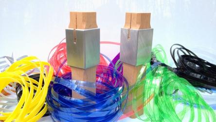 Приспособление для нарезки пластиковых бутылок в ленту [Инструкция]