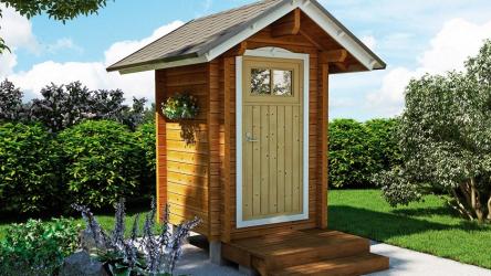 Дачный туалет: устройство, пошаговая инструкция для строительства своими руками   40+ Фото & Видео