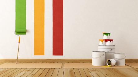 Краска для стен в квартире: обзор имеющихся видов, достоинства и недостатки, полезная информация для выбора (Фото & Видео) +Отзывы