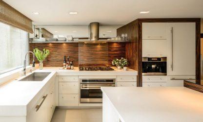 Дизайн кухни совмещенной с гостиной (110+ Фото & Видео): Интерьер в частном доме и квартире +Отзывы